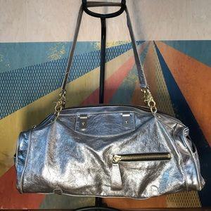 Silver Foley+Corrina bag